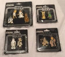 Star Wars Celebration VII 2015 Exclusive Pins: Early Bird, Tatooine, Hoth, Endor