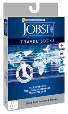 Jobst Travel Knee Socks for Men and Women 15-20mmHg