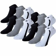 PUMA Unisex Ring Sneakers trainers 201203001-325 Sports socks 12er Pack