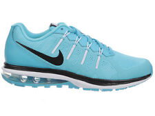 NEW WOMENS NIKE AIR MAX DYNASTY RUNNING SHOES TRAINERS GAMMA BLUE / WHITE / BLA