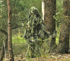 Camo Yowie Sniper Tactical Camouflage Hunting Suit Breathable Ghillie Leafy 3d