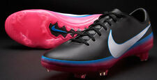 NIKE CR7 MERCURIAL MIRACLE III CR FG FIRM GROUND SOCCER FOOTBALL SHOE Black/Pink
