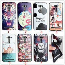 Luxury Ultra Slim 3D Bas-relief Leather TPU Gel Back Case Cover For Cell phones