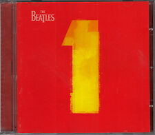 The Beatles - 1 CD Number One Singles Best Of Greatest Hits FASTPOST