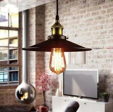 Iron Industrial Vintage Ceiling Pendant Lamp Hanging Light Metal Dining Fitting