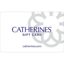 Catherines® Gift Card - $25 or $50 - Email delivery