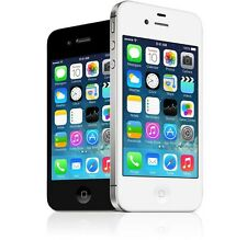 "Original Apple iPhone 4  16GB ""Factory Unlocked"" Black and White Smartphone"