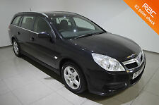 Vauxhall Vectra 1.9CDTi ( 120ps ) 2008 Exclusive SERVICE HISTORY