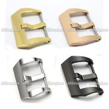 New 18~26 mm Stainless Steel Tang Buckle Strap Watch Band Buckles for Pre-V