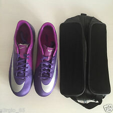 Nike Mercurial Vapor Superfly III FG 441972-505 Purple Soccer Cleats RARE
