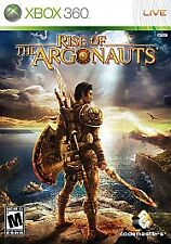 Rise of the Argonauts (Microsoft Xbox 360, 2008) (Works Great) Fast Shipping!
