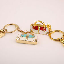 Red Cute Metal Bag Keyring 32GB USB 2.0 Memory Stick Flash Pen Drive Thumb Drive
