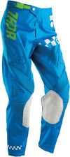 Thor NEW 2016 Youth Mx Phase Ramble Blue Green Motocross Dirt Bike Kids Pants