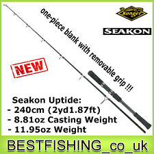 Konger Seakon Uptide - best quality carbon sea rod, cod fishing, angelrute