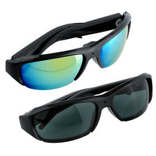Camcorder Glasses Spy Hidden Video Camera Surveillance DVR Digital Sunglasses