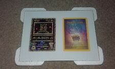 pokemon cards ancient mew brand new holo rare framed display piece