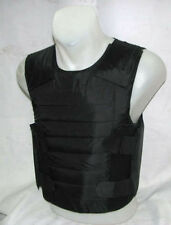 HAGOR ROBO Body Armor Bullet Proof Vest 3-A + Anti Stab 24 J Panels Body S-XL