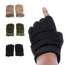 Outdoor Camping Military Airsoft Paintball Cycling Hunting Army Tactical Gloves