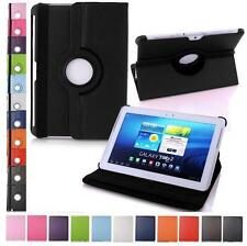 "360° Rotating PU Leather Case Cover Stand For Samsung Galaxy Tab3 10.1"" P5200"