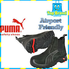 PUMA SAFETY BOOTS work 630347 Tanami Elastic sided COMPOSITE TOE METAL FREE SHOE