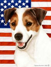Jack Russell Terrier: House Flags and Garden Flags. Three designs and two sizes.