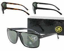 NEW VON ZIPPER SIDEPIPE SUNGLASSES Gloss Black/Satin Black/Tortoise available