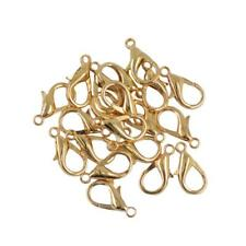 18mm Lobster Claw Clasps Jewelry Making Findings Accessories Pack of 20pcs