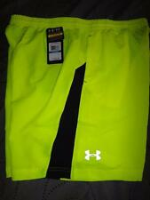 UNDER ARMOUR RUNNING SHORTS SIZE XL MEN NWT $$$$