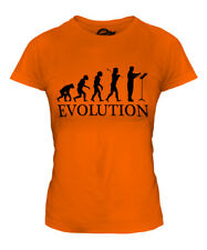 ORCHESTRA CONDUCTOR EVOLUTION OF MAN LADIES T-SHIRT TEE TOP GIFT