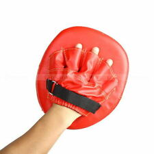 Muay Thai MMA Boxing Kick Punch Pads Hand Target Focus Training Mitts
