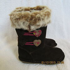 Clarks Girls Kids Snuggle Boots shoes RRP £42 High quality boots