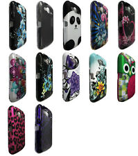 Hard Protector Faceplate Cover Case for Pantech Burst P9070 9070 Phone Accessory