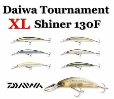 Daiwa Tournament Wobbler XL SHINER 130F - Floating 130mm 22.5 g 1,2 - 2,0m