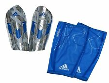 Adidas Men Messi 10 Pro Shin Guards Pads Football Soccer Sports Athlete AP7069