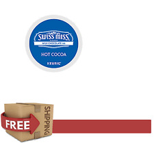 Swiss Miss MILK CHOCOLATE HOT COCO Keurig 2.0 K-cups 216 count FREE SHIPPING