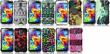 Hard Cover Case for Samsung S5 Active G870 G870A SM-G870W SM-G870D SM-G870F