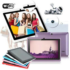 7 Inch Multi-color WIFI Quad Tablet PC HD 1024*600 Google Play Android 4.4 8GB