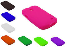 Jelly Silicone Phone Cover Case SkinFor Samsung Galaxy Proclaim S720c SCH-S720c