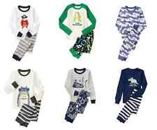 Gymboree Boys Gymmies Pajamas PJ 12 18 24mo 2T 3T 4 5 6 7 8 10 Cotton NEW