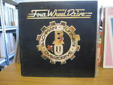 "BTO FOUR WHEEL DRIVE LP VINYL RECORD 12"" GATEFOLD"