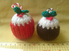 Christmas Decorations, Cupcakes, Puddings, Robin, Penguin, Santa