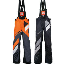 Arctiva Comp 7 RR Mens Snowmobile Sled Skiing Winter Sports Shell Bibs