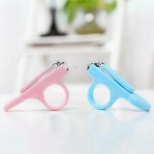 Quality Goods ! Portable Mini Baby Nail Clippers Safety Scissors Cutters Safety#