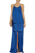 @STUDIO LUXURY NWT $890 Designer ACNE STUDIOS Satya Maxi Dress Italian 44
