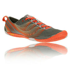Merrell Vapour Glove 2 Mens Orange Trail Running Trainers Pumps Sports Shoes