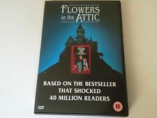 Flowers in the Attic [DVD]  vgc
