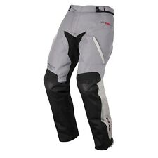 Alpinestars Andes Waterproof Grey / Black Textile Motorcycle Touring Trousers