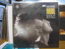 TEARS FOR FEARS SHOUT REMIX VINYL LP RECORD 12""