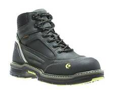 "Men's Wolverine Composite Toe EH Overman Carbonmax 6"" Work Boots W10484"
