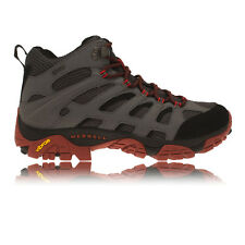 Merrell Moab Mid Mens Gore Tex Waterproof Walking Hiking Sports Boots Shoes